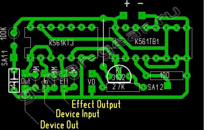 Active ByPass Pcb