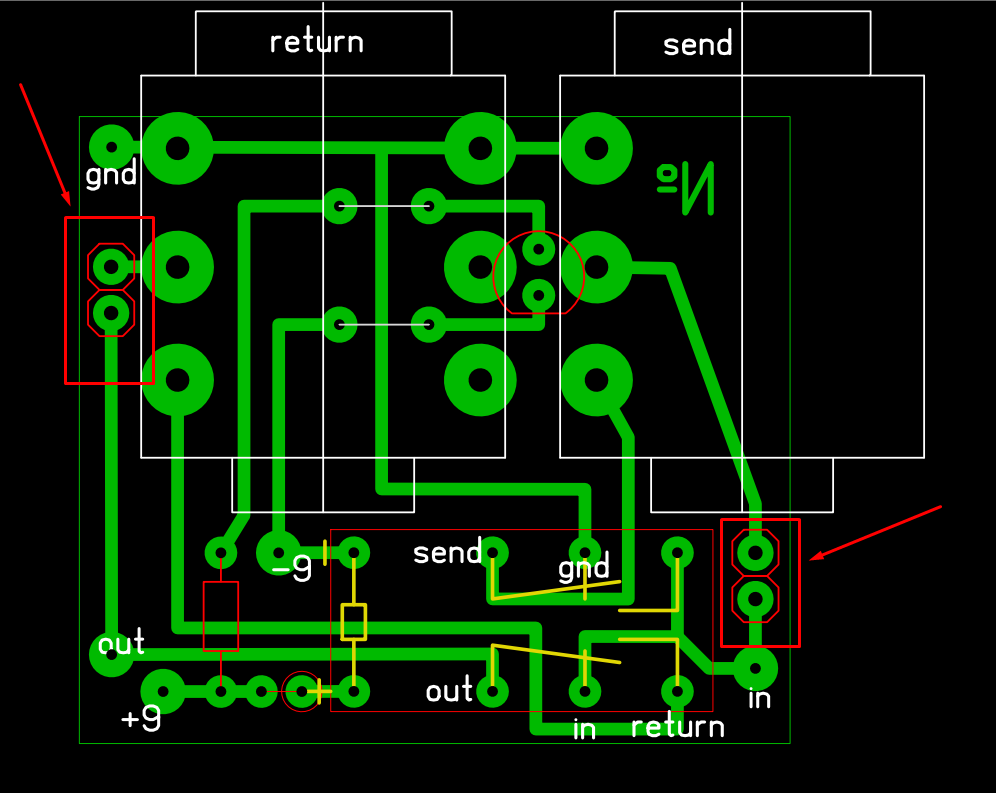 16 pedals loop