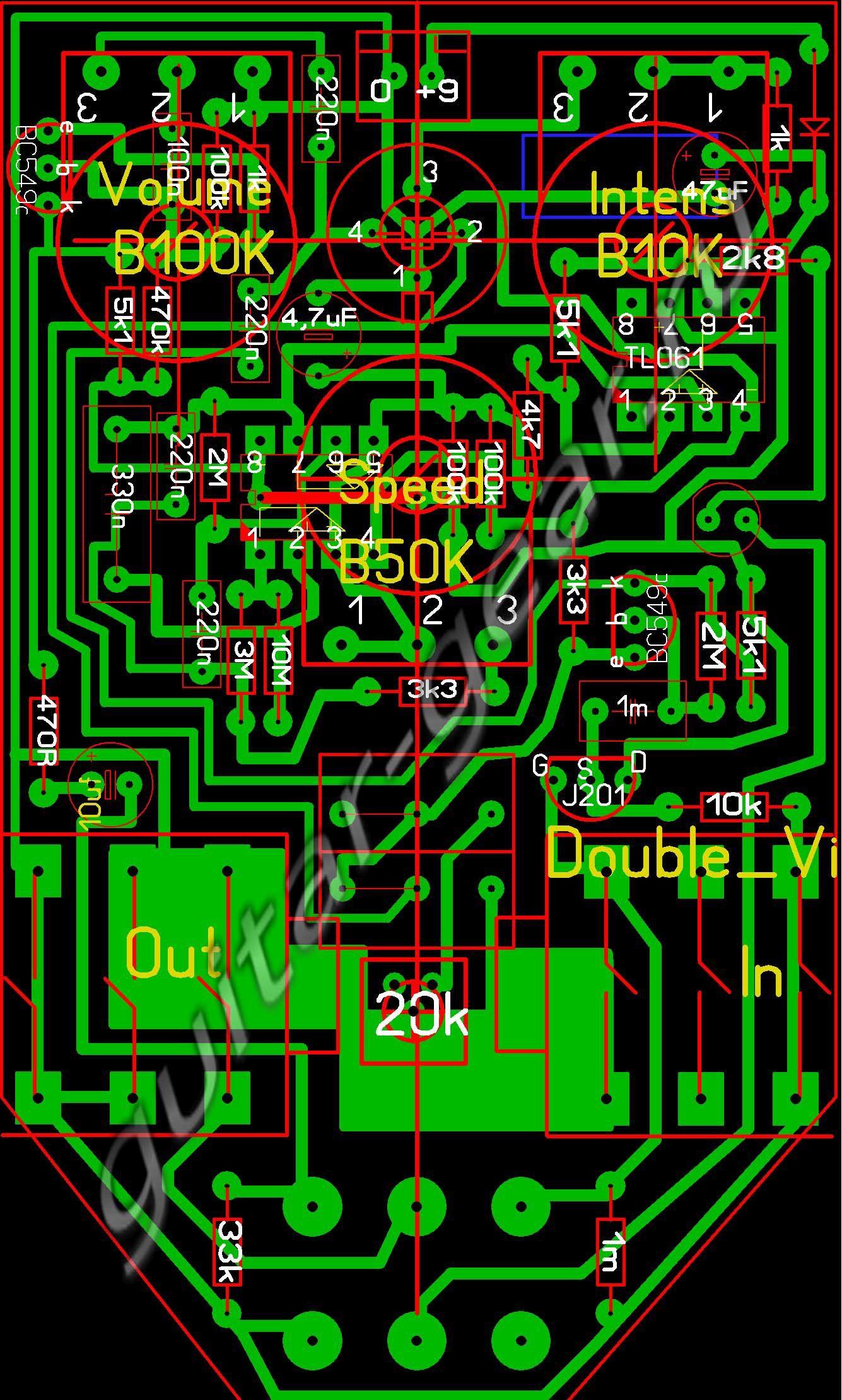 DoubleVibe board