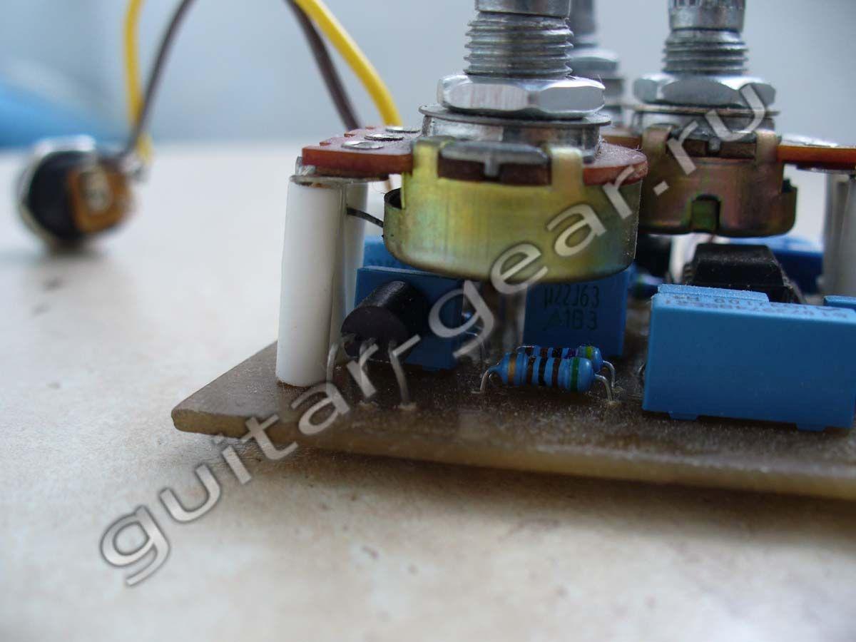 DoubleVibe transistor